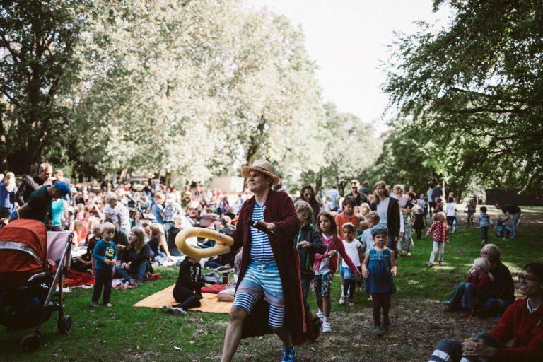 Classix for Kids 2018 mit Malte Arkona